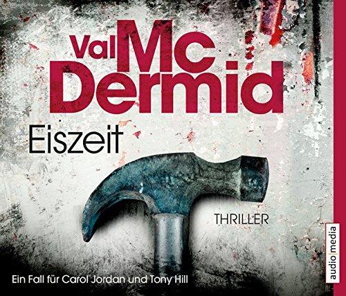 Buchseite und Rezensionen zu 'Eiszeit' von Val McDermid