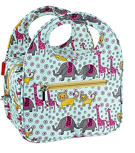 isuperb-lovely-lunch-bag-box-tote-waterproof-cooler-bag-reusable-with-adorable-animal-image-insulate