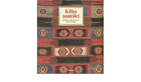 Tappeti Kilim Antichi : Amazon kilim anatolici antichi tappeti tessuti della turchia