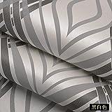 Moderne minimalistische Welle auf die gestreifte Tapete und warme dunkle Wohnzimmer Schlafzimmer Vliestuch geprägte Wand Tapete, schwarz weiß