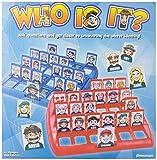 Pressman Toy Wer ist es? –-Berühmten klassischen Kinder Spiel
