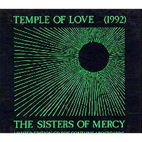 Temple of Love (1992) Limited Edition CD Box