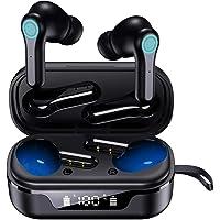 Bluetooth Kopfhörer in Ear Kabellos Kopfhörer [Upgrade V5.1 ]Deep Bass Sport Wireless Kopfhörer 30H Spielzeit USB-C…