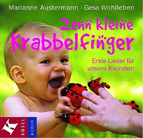 Zehn kleine Krabbelfinger: Erste Lieder für unsere Kleinsten. 25 Lieder (Wieder Zu Hause Dvd)