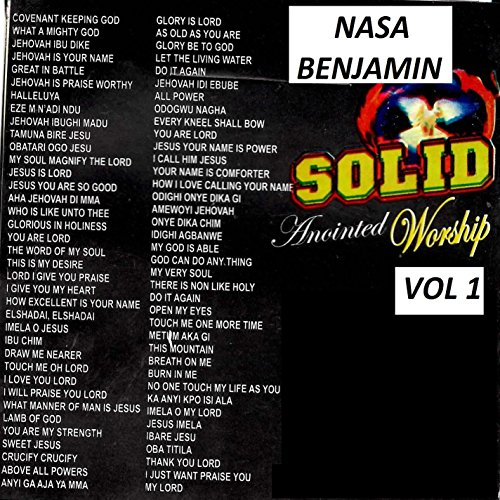 Solid Anointed Worship - Vol 1