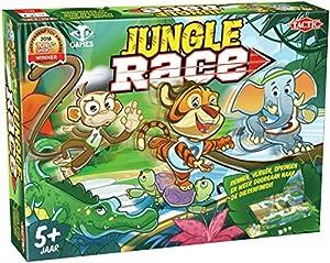 Tactic Jungle Race Juego de táctica Niños - Juego de Tablero (Juego de táctica, Niños, 20 min, Niño/niña, 5 año(s), Interior)