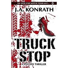 Truck Stop - Rastplatz Des Grauens (Deutsch & English)