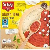 Schar pizza libre del gluten Bases 300g