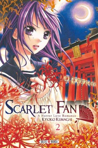 Scarlet Fan – A horror love romance Vol.2
