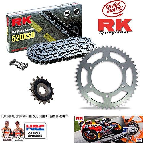 Kit de Cadena RK Suzuki GS500 1989-1993 16/39-110
