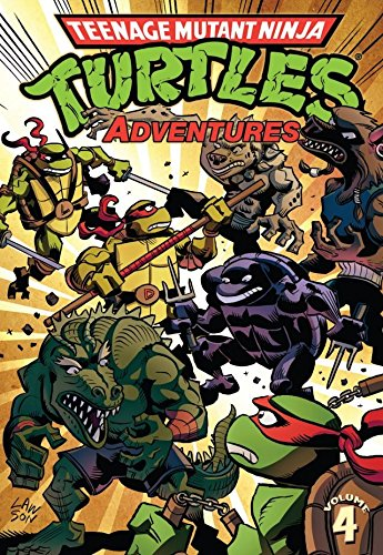Teenage Mutant Ninja Turtles Adventures Vol. 4 (English ...
