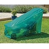 Maillessac 04833 Custodia Luxe per tosaerba, lunghezza 150 cm, colore: verde