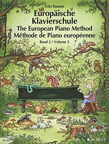 Methode de piano europeenne volume 2