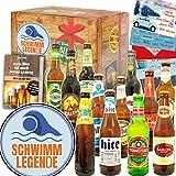 Schwimmlegende - Geschenk für Schwimmen - Bier aus der Welt
