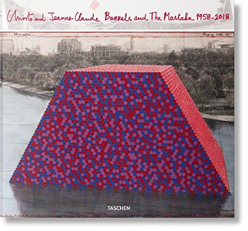 Christo and Jeanne-Claude. Barrels and The Mastaba 1958-2018 (Versand Fässer)