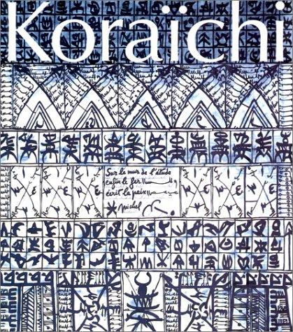 KORAICHI. Portrait de l'artiste  deux voix