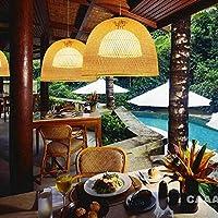 Nuova lobby cineseIl sud-est asiatico Salone di bellezzaSpaIl decor lampade a Sospensione,85cm*58cm