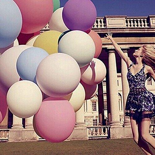 mark8shop 10091,4cm für große Latex Ballon Valentine Hochzeit Party Dekoration