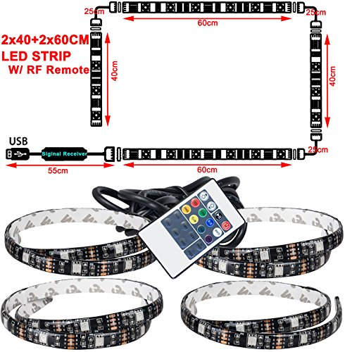top-max-5050-waterproof-led-strip-5v-colour-changing-decorative-tv-light-rgb-rf-remote-lighting-usb-