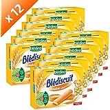BLEDINA Mon Premier Blédiscuit Boudoir 120g (x12)