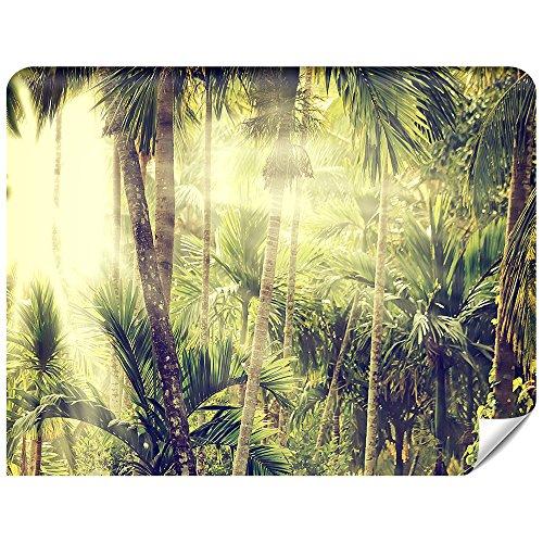 Fototapete Vlies Dschungel - Tapete Tapeten Fototapeten Fürs Wohnzimmer FDB362 (XL - 330 x 255 cm)