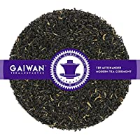 """N° 1383: Thé noir""""Frise Landrath FBOP"""" - feuilles de thé - 500 g - GAIWAN GERMANY - thé noir d'Inde, Sumatra"""