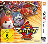 Nintendo 3DS Yokai-Watch Blasters Rote-Katzen-Kommando