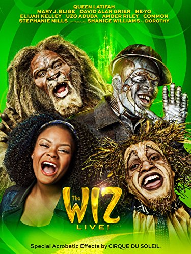 The Wiz Live! Cover