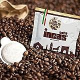 ESE Kaffee-Pads Incas Oro | 70% Arabica & 30% Robusta Mischung | 150 x 7g