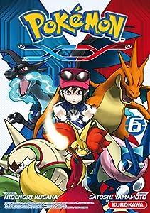 Pokémon X et Y Edition simple Tome 6