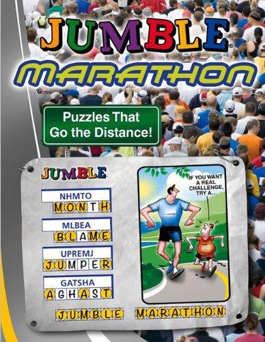 Jumble? Marathon: Puzzles That Go the Distance! (Jumbles?) by Tribune Media Services (2014-06-01) par Tribune Media Services