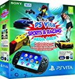 Console Playstation Vita Wifi + Sport & course mega pack + carte mémoire 16 Go