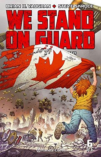 We Stand on Guard nº 06/06 por Brian K.%Vaughan