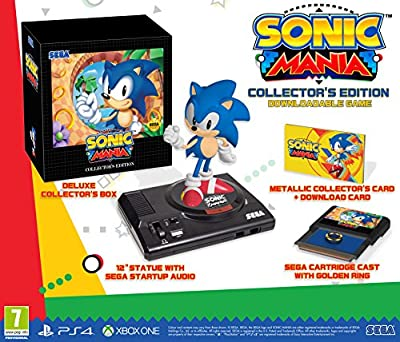 Sonic Mania Collectors Edition