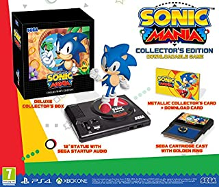 Sonic Mania Collectors Edition (Xbox One) (B01MEE6E9X) | Amazon Products