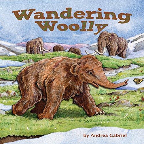 Wandering Woolly  Audiolibri