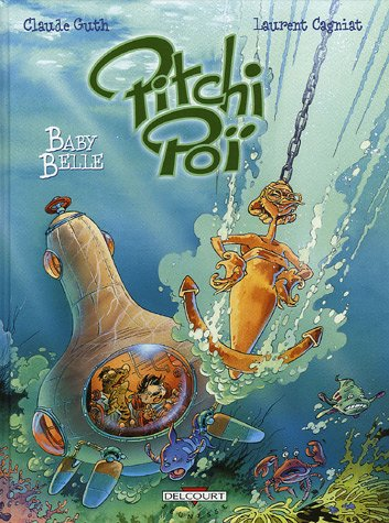 Pitchi Poï : Pack 2 volumes : Tome 2, La Folie Pom'Pet ; Tome 3, Baby Belle