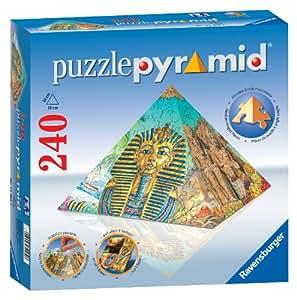 Puzzle 3D pyramide - 240 pièces : Impression d'Egypte