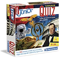 Clementoni 13646 - Focus Junior Il Grande Gioco dei Quiz
