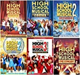 The Complete High School Musical 1 -3 DVD Collection- Encore Edition / High School Musical - Remix Edition /High School Musical 2 - Extended Edition / High School Musical 2 - Dance Edition / High School Musical 3 - Senior Year / High School Musical - The Concert by Monique Coleman