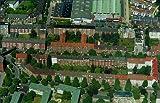 MF Matthias Friedel - Luftbildfotografie Luftbild von Poßmoorweg in Hamburg (Hamburg), aufgenommen am 23.05.01 um 11:40 Uhr, Bildnummer: 1592-08, Auflösung: 3000x2000px = 6MP - Fotoabzug 50x75cm