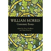 William Morris: Centenary Essays