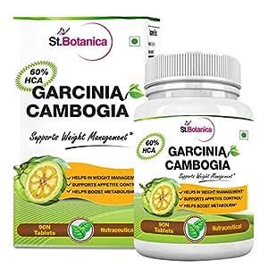 St.Botanica Garcinia Cambogia Extract - 800 mg (90 Count)