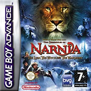 The Chronicles of Narnia - The Lion The Witch & The Wardrobe (GBA)