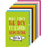 Amazon Brand - Solimo Wall Posters with Adhesive Tape, Set of 10 Educational Posters