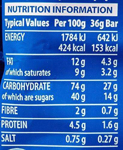 Kellogg's Kellogg's Rice Krispie Squares Chocolate Caramel, 144 Grams