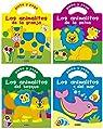 Pinta y pega los animalitos par Susaeta Ediciones S A