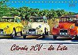 Citroën 2CV - die Ente (Tischkalender 2016 DIN A5 quer): Citroën 2CV, die Ente - von der Bauernkutsche zum Kultobjekt. (Monatskalender, 14 Seiten ) (CALVENDO Mobilitaet)