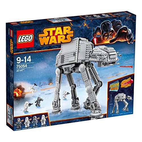 Die besten LEGO Star Wars Sets 2017 günstig kaufen - Lego Star Wars 75054 - AT-AT