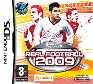 Real Football 2009 (Nintendo DS)